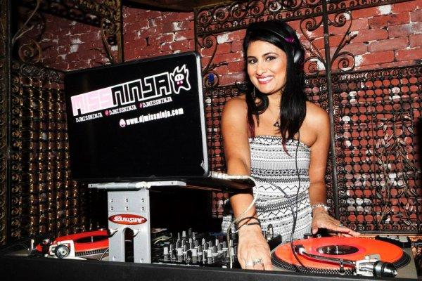 DJ Miss Ninja